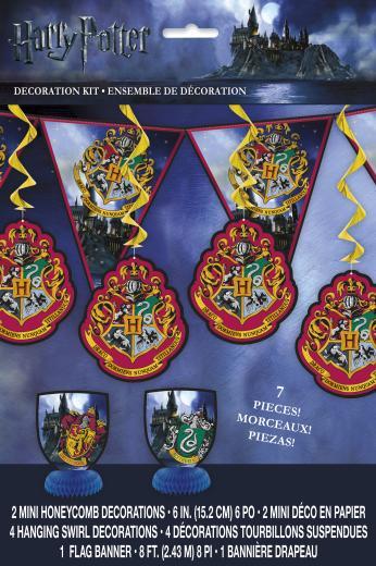 Harry Potter Decoration Kit Non Stop Party Shop