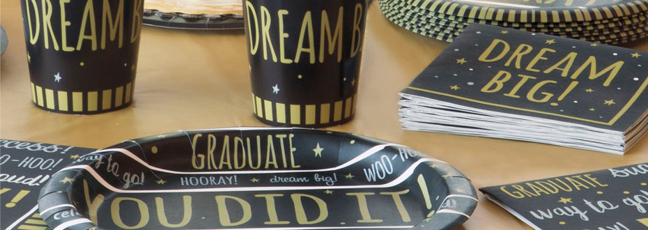 Graduation You Did It Party Supplies
